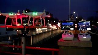The Digital Circuit - Low light performance between the DJI Phantom 4 and Phantom 4 Pro