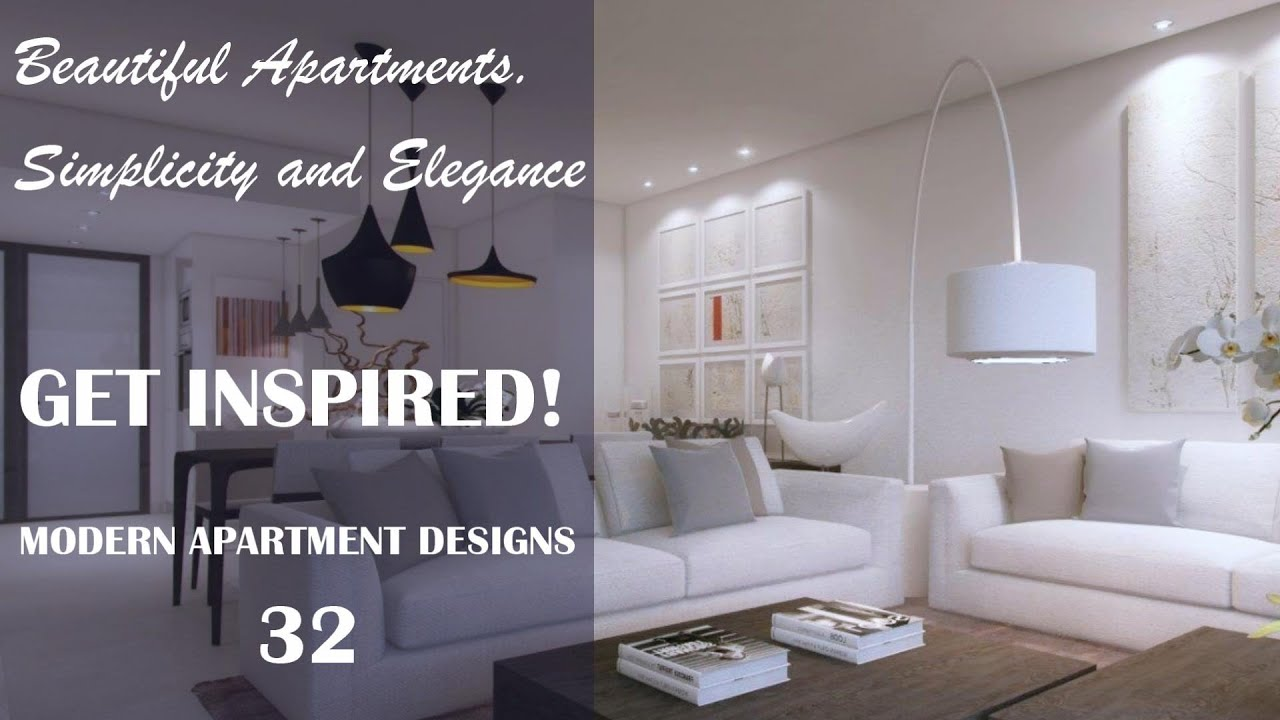 Download Beautiful Apartments, Simplicity and Elegance - GET INSPIRED!   Modern Apartment Designs #32