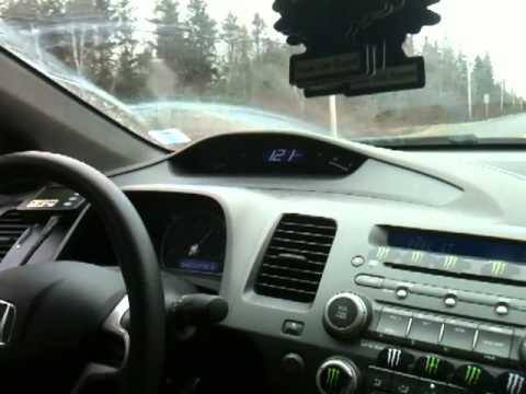 2009 Honda Civic With Jet Performance Chip