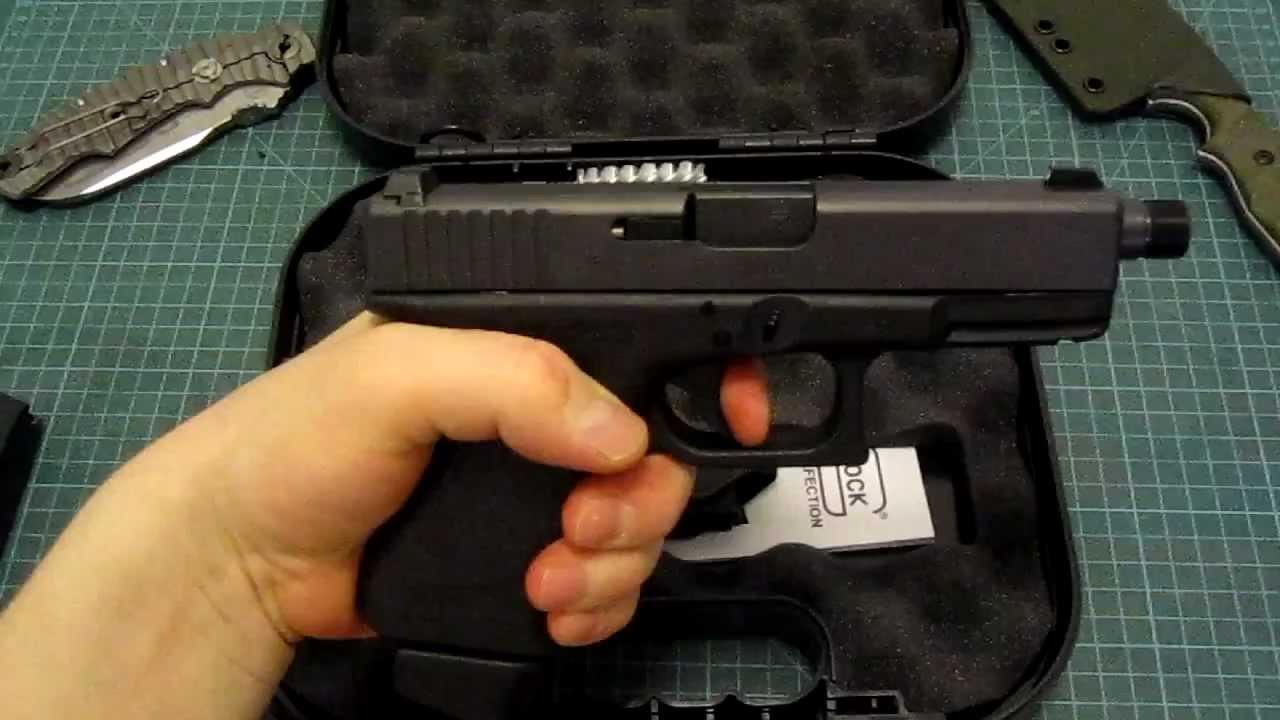 Обзор пневматического пистолета Umarex S.A. 177 - YouTube
