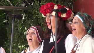 """00009 Folkloras diena """"Novadu sasaukšanās"""" uz Vērmanes dārza lielās skatuves 7.07.2018"""