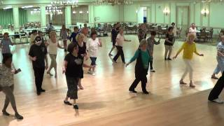 MAMITA Line Dance Demo & Walk Thru with Choreographer