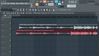 How to Import a MP3 file into FL STUDIO