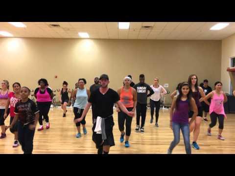 Jussie Smollett Ready To Go - Empire Soundtrack (Cardio Dance Choreography)