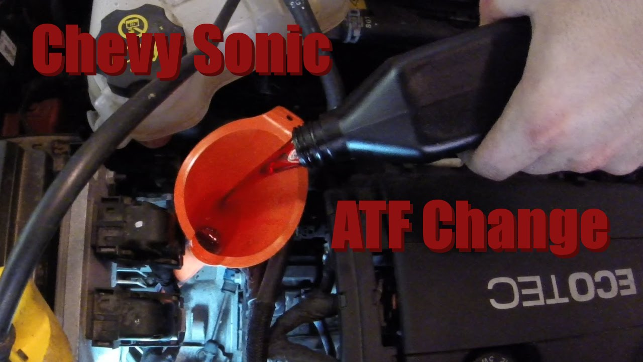 How to change/check the transmission fluid in an automatic ...