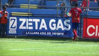 Video Gol: Blas Pérez 72' (Municipal) Clausura 2018, Jornada 04