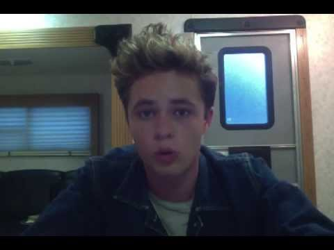 Harrison Gilbertson talking about working with Troy Mackinder on American Accent