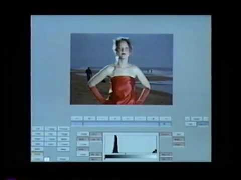 Discreet Logic Flame 4.0 & Flint 4.0 Demo (1995)