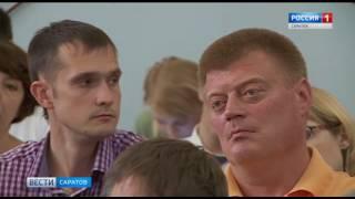 Обманутые дольщики региона встретились с Вячеславом Володиным