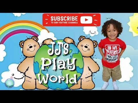 Welcome to JJ&39;s Play World   Kids Channel Trailer