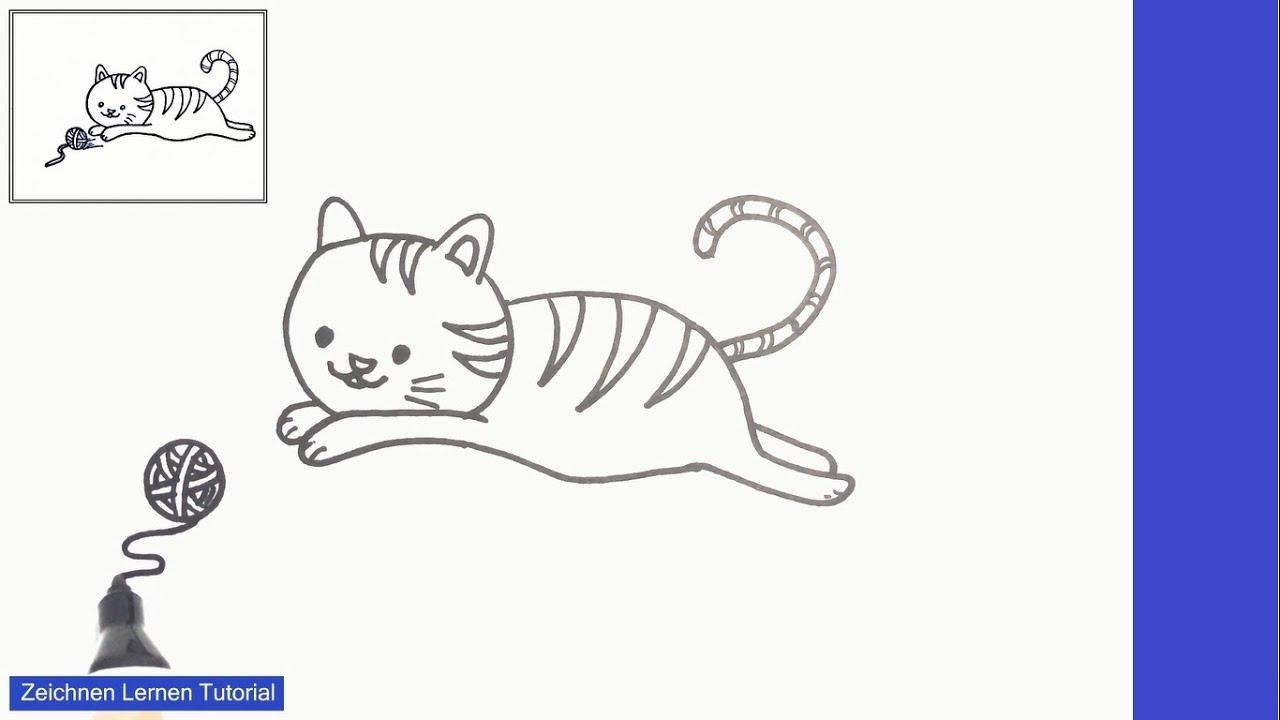 37 katze zeichnen schritt für schritt  besten bilder von