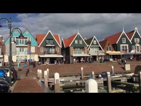 Traveller: The Netherlands, Volendam.