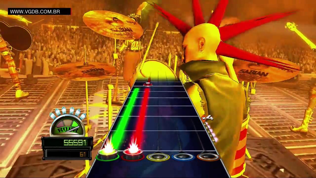 Guitar Hero World Tour (gameplay) - Microsoft Xbox 360 - VGDB