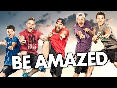 Thumbnail: YOU WILL BE AMAZED Ft. Dude Perfect