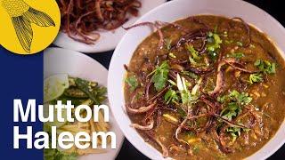 Mutton Haleem Recipe—Ramzan special haleem