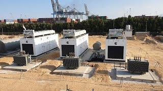 Diesel Generator -Part 1  مولد الديزل