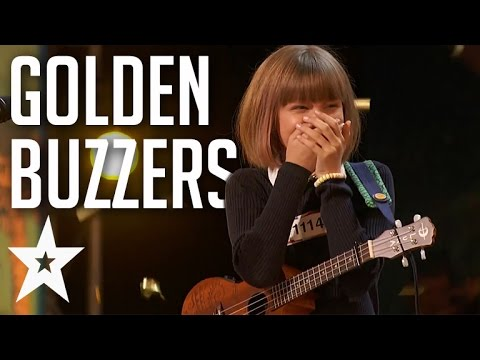 10 Amazing Golden Buzzer Auditions From 2016 | Got Talent Gl
