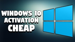 Buy Your Windows 10 Product Key For Cheap!