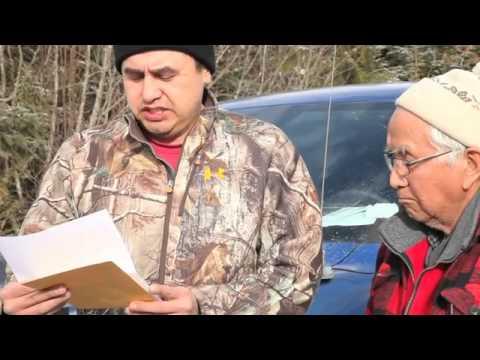 Wa'a Delivers Notice to Desist, to TransCanada Pipelines - Idle no more