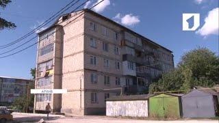 В Каменке полным ходом ведется капитальный ремонт цоколей и отмосток городских многоэтажек(, 2016-06-02T12:24:07.000Z)