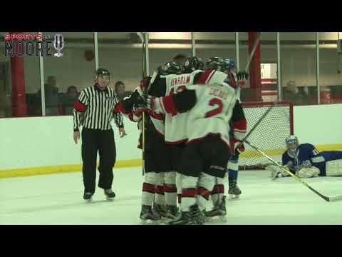 Dartmouth 4-3 OT win over Cole Harbour