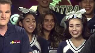 CBS4 Football Fever w/ Del Valle HS - November 2017