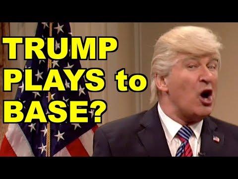 Trump Plays To Base? - Alec Baldwin, Larry Kudlow & MORE! LV Sunday LIVE Clip Roundup 259