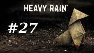 Let's Play Heavy Rain #27 Deutsch/hd Begegnung Mit Dem Origami-killer