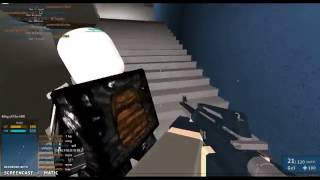 Roblox Phantom Forces Beta - Hunter Zak