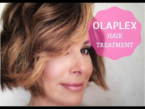 Olaplex Hair Treatment  YouTube