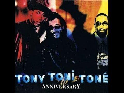 Tony! Toni! Toné! - Anniversary (Instrumental)