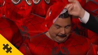 ПАСХАЛКИ ЧЕЛОВЕК ПАУК: Возвращение Домой / Spider-Man: Homecoming FIRST TRAILER (Easter Eggs)