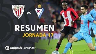 Resumen de Athletic Club vs SD Eibar (0-0)