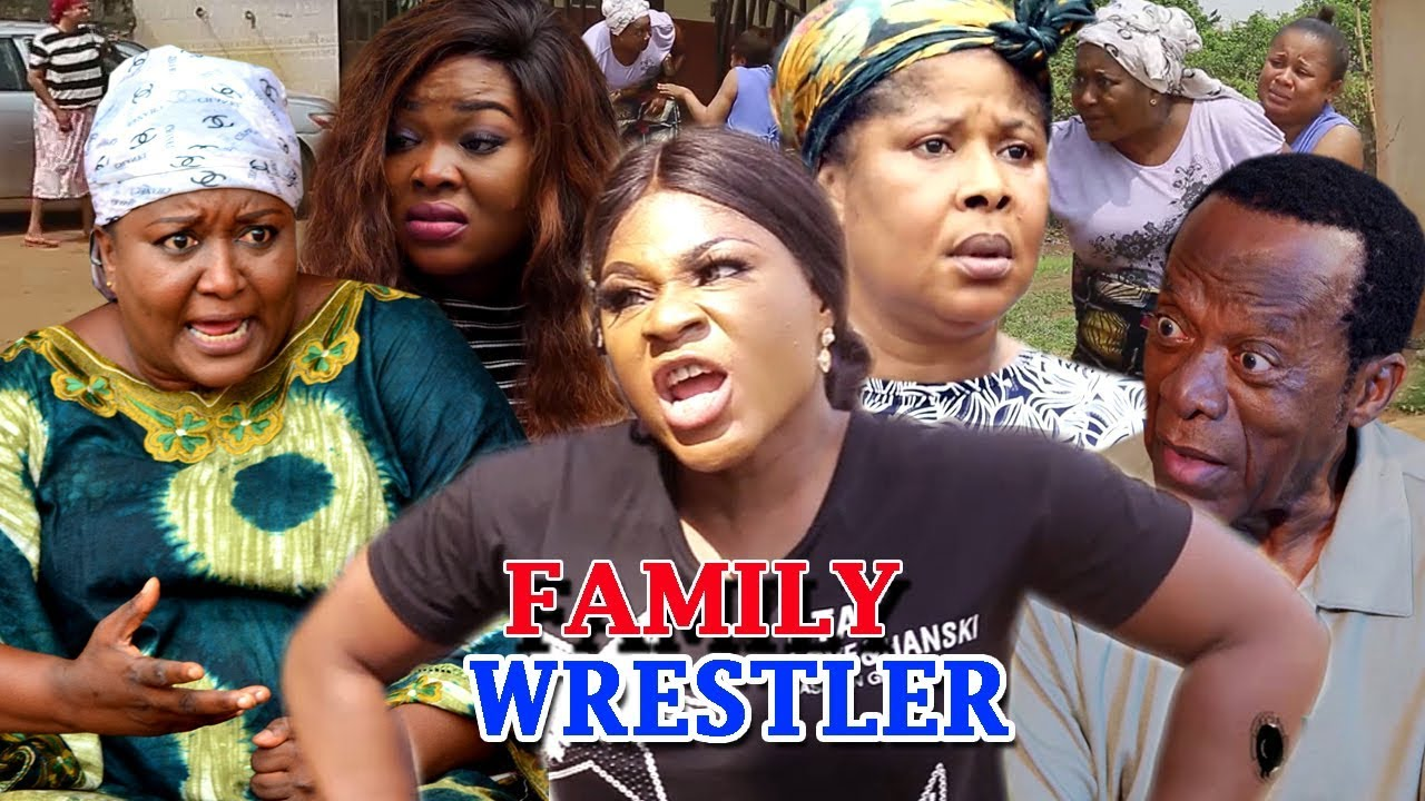 Family Wrestler Season 1&2 (Destiny Etiko) 2019 Latest Nigerian Nollywood Movie