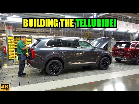 Inside The Telluride FACTORY And Production Line! // The American Story Of Telluride: Part 2