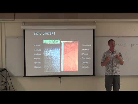 Introduction to Soils- Hawaii Community College James Rushing