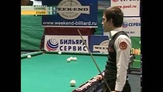 Евгений Сталев - Эдуард Галиянц | Динамичная пирамида