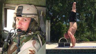 Iraq War Vet Teaches Yoga to Heal Wounds of War