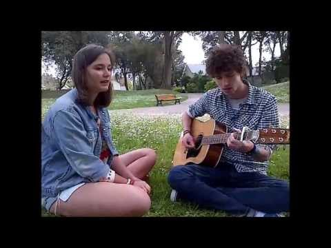 Wonderwall - Oasis acoustic cover MusicMarye/WilliamS