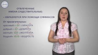 Уроки русского языка Имя существительное