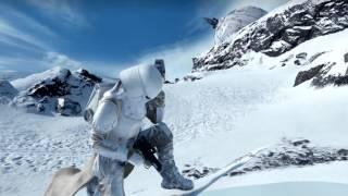 Star Wars Battlefront Gameplay PC - 60fps