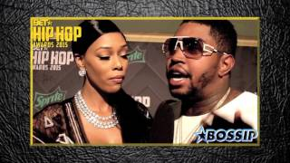 Bambi and Lil' Scrappy Talk Marriage, New Music And Negative Publicity | BET Hip Hop Awards 2015