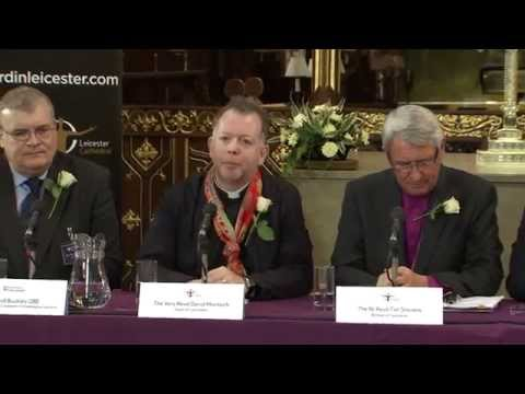 Richard III - The Judicial Review Decision - Press Conference