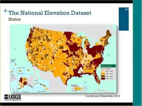 Webinar: 3DEP: National 3D Elevation Program