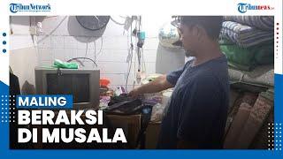 Maling Beraksi Di Musala Al-Muttaqin Kota Tangerang, Ini Kesaksian Korban