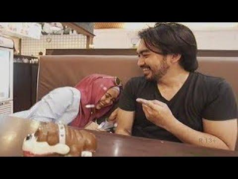 Bikin Baper!! Flashback Momen Kebersamaan Rina Nose & Ridwan Anwar Comedy Traveler 13 Agus
