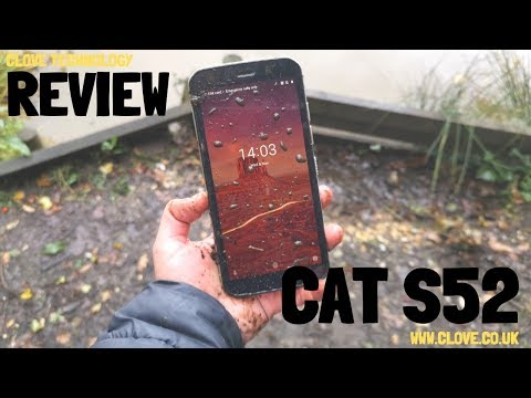 CAT S52 Review: Sleek, Sophisticated And Completely Indestructible