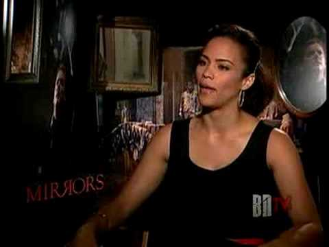 Mirrors (2008) Exclusive Interview with Paula Patton!