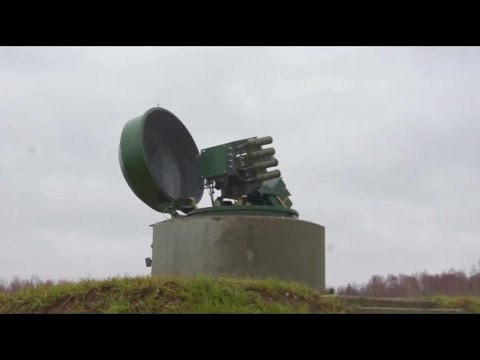 Russia MOD - Defence Systems & Unmanned Ground Vehicle For Protection Of Silo Launchers [1080p]