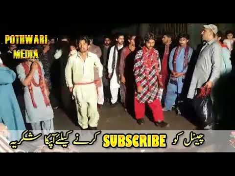 Pakistani dance king (POTHWARI BOY)-2018